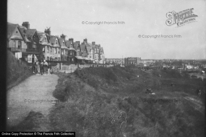 Bude, Flexbury Park 1931