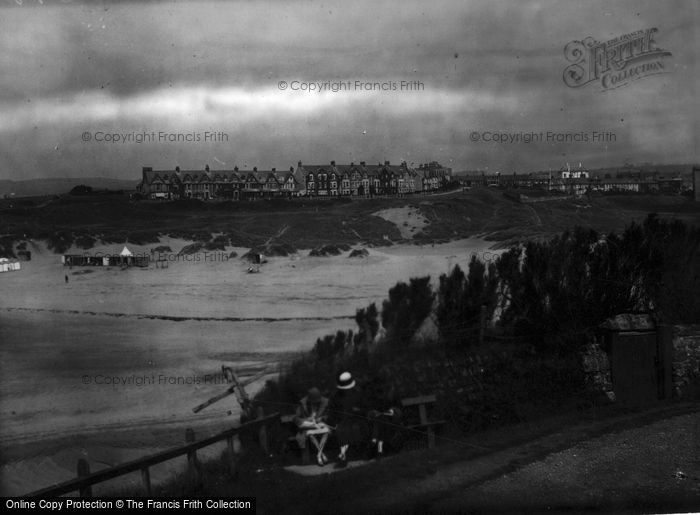 Bude, From Efford 1928