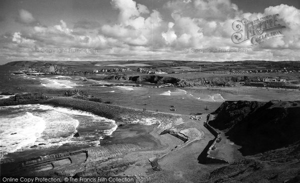 Bude, General View c.1960
