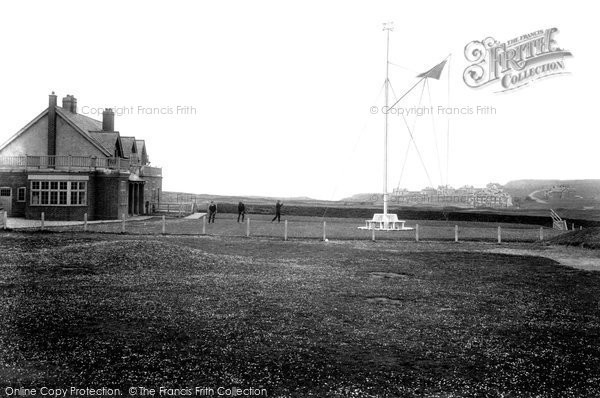 Bude, Golf Club House 1910