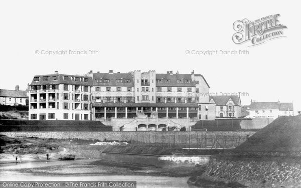 Bude, Grenville Hotel 1931