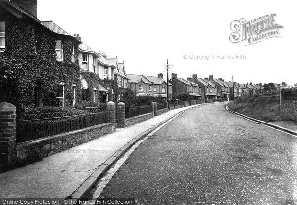 Bude, Killerton Road 1920