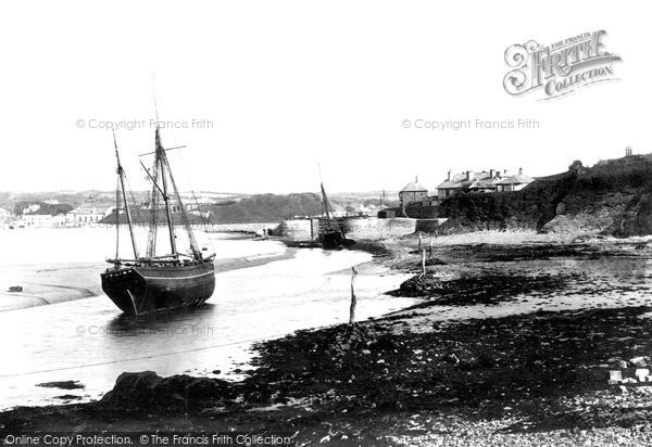 Bude, Locks 1893
