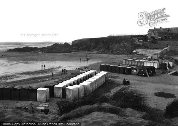 Bude, Maer Beach 1929