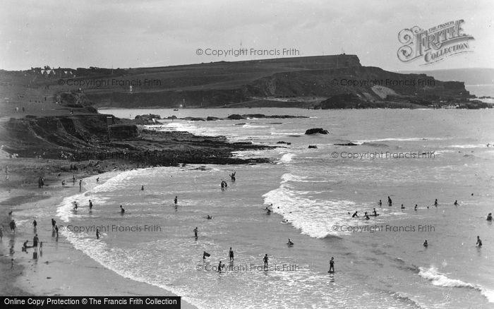 Bude, Maer Beach 1931