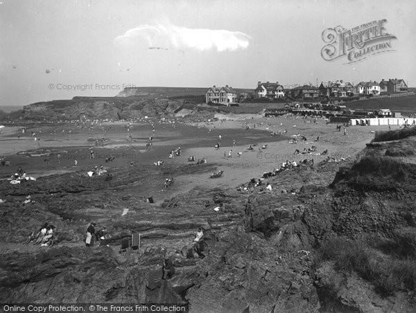 Bude, Maer Beach 1936