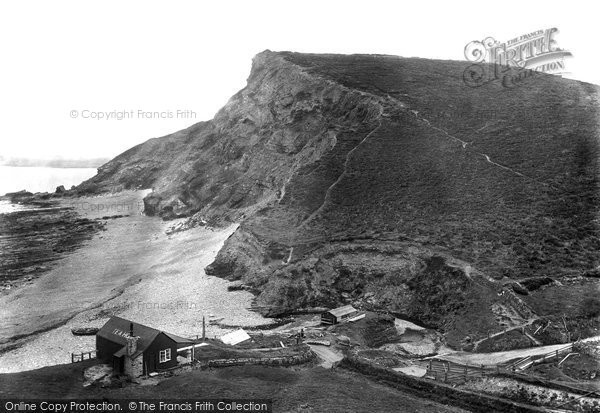 Bude, Millook 1920