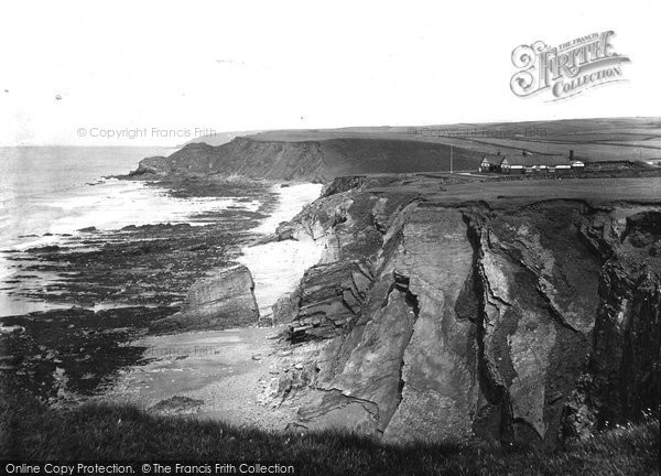 Bude, Northcott Mouth 1920