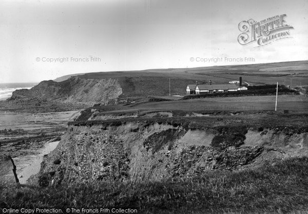 Bude, Northcott Mouth 1929