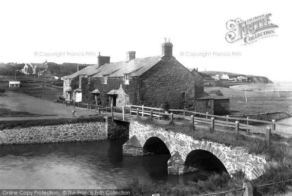 Bude, Old Bridge 1900