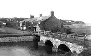 Bude, Old Bridge 1900