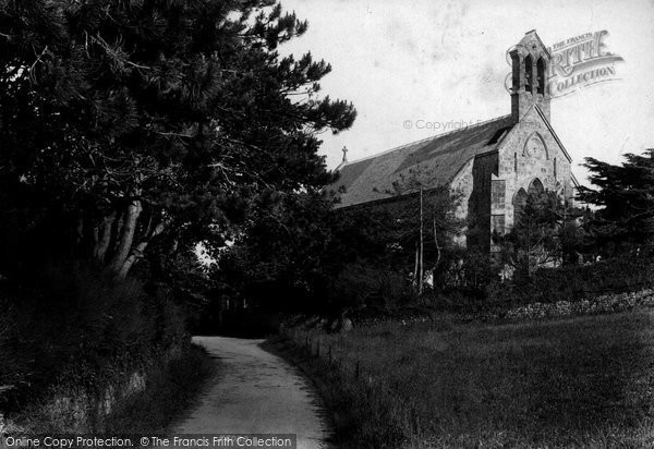 Bude, St Michael And All Angels Church 1906