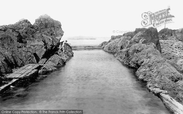 Bude, St Thomas' Pool 1893