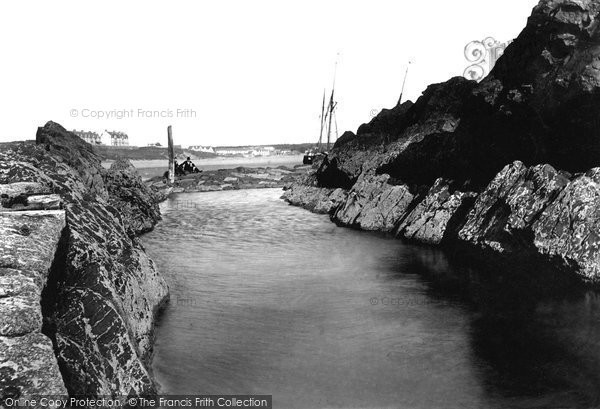 Bude, St Thomas' Pool 1893