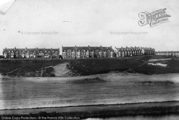 Bude, Summerlease Terrace 1900
