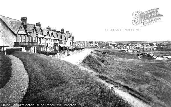Bude, Summerleaze Crescent 1920