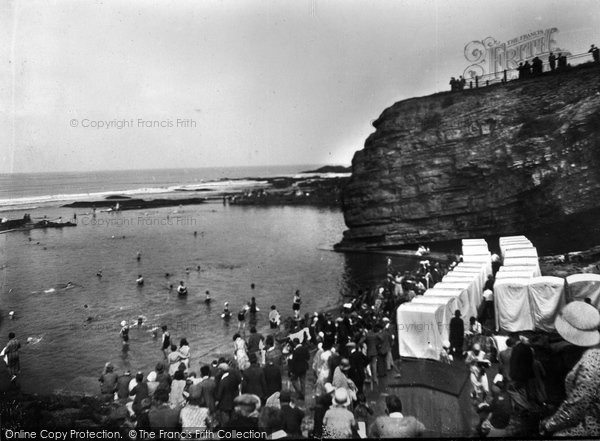 Bude, Swimming Pool 1931