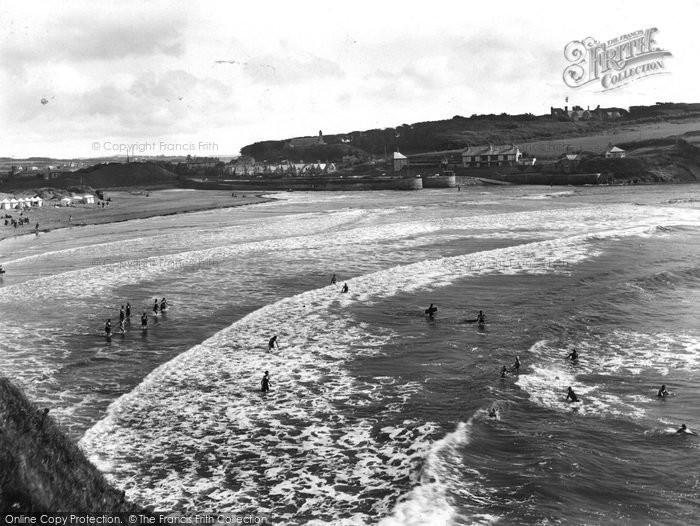 Bude, The Beach 1926