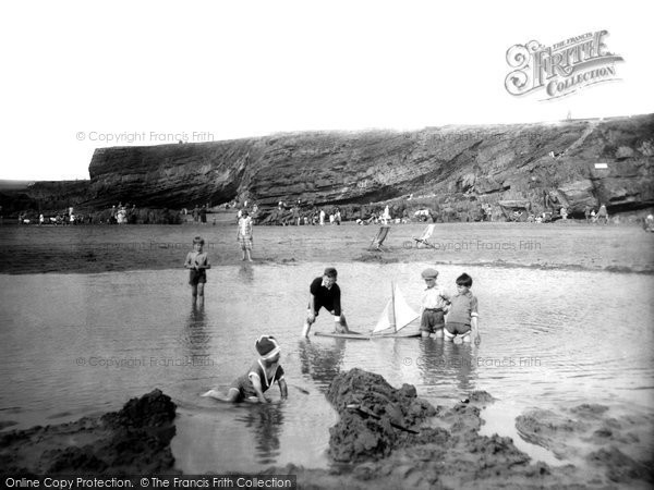 Bude, The Beach 1926