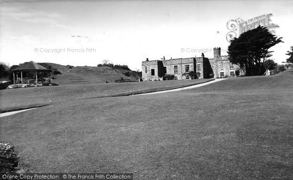 Bude, The Castle c.1960
