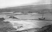 Bude, The Coast c.1871