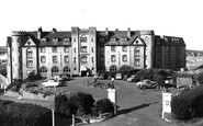Bude, the Grenville Hotel c1960