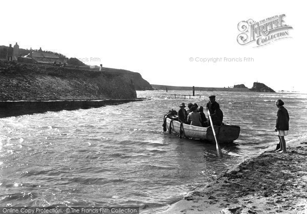 Bude, The Harbour 1926