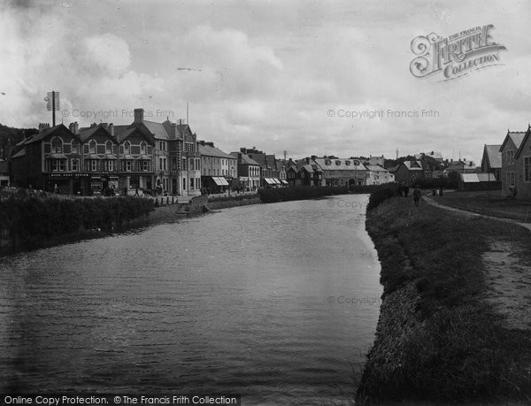 Bude, The Strand 1920