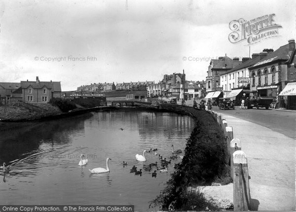 Bude, The Strand 1928
