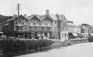 Bude, The Strand Post Office 1920