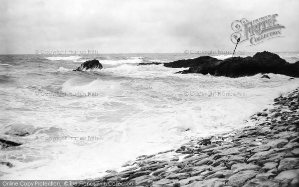 Bude, Tub Rock 1890