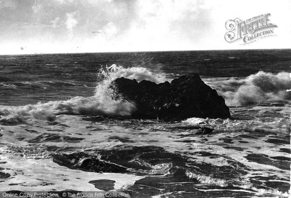 Bude, Tub Rock 1893