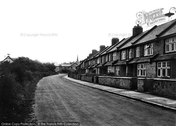 Bude, Victoria Road 1920