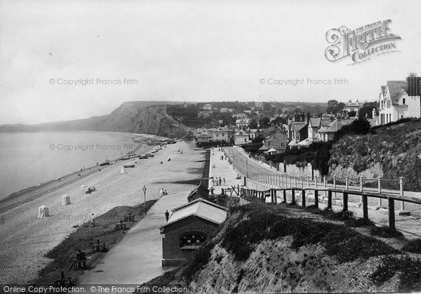 Budleigh Salterton, 1906