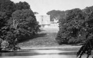 Budleigh Salterton, Bicton House 1890