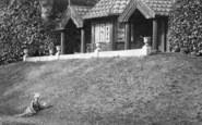 Budleigh Salterton, Bicton, The Hermitage 1890