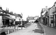 Budleigh Salterton, Fore Street 1898