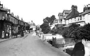 Budleigh Salterton, Fore Street 1918