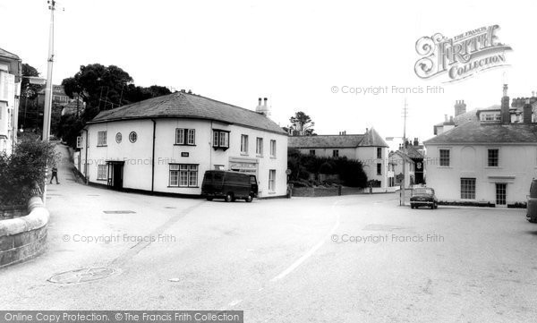 Budleigh Salterton, Fore Street c.1960