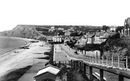 Budleigh Salterton, From East 1898