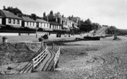 Budleigh Salterton, From The Beach 1901