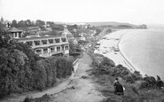 Budleigh Salterton, From West 1931