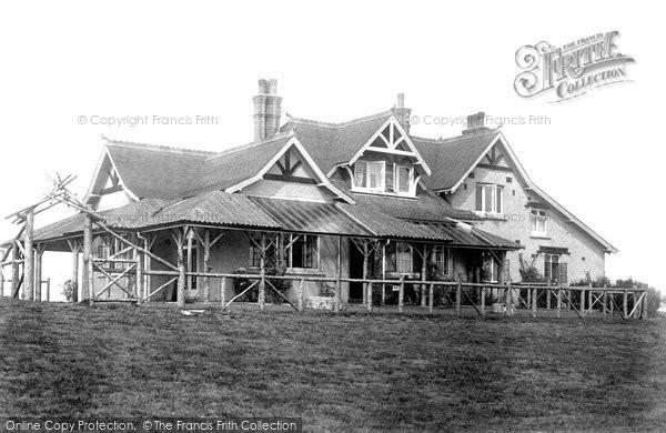 Budleigh Salterton, Golf House 1906