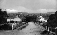 Budleigh Salterton, Links Road 1918