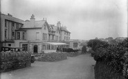 Budleigh Salterton, Rosemullion Hotel 1931