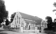 Budleigh Salterton, St Peter's Church 1895