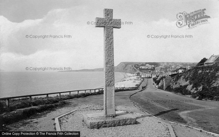 Budleigh Salterton, War Memorial 1925