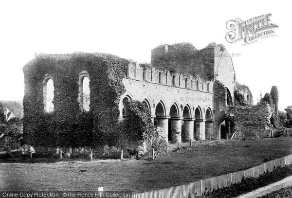 Buildwas, Abbey 1892