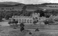 Buildwas, Abbey c.1955