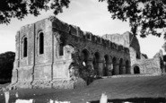 Buildwas, Abbey c.1960